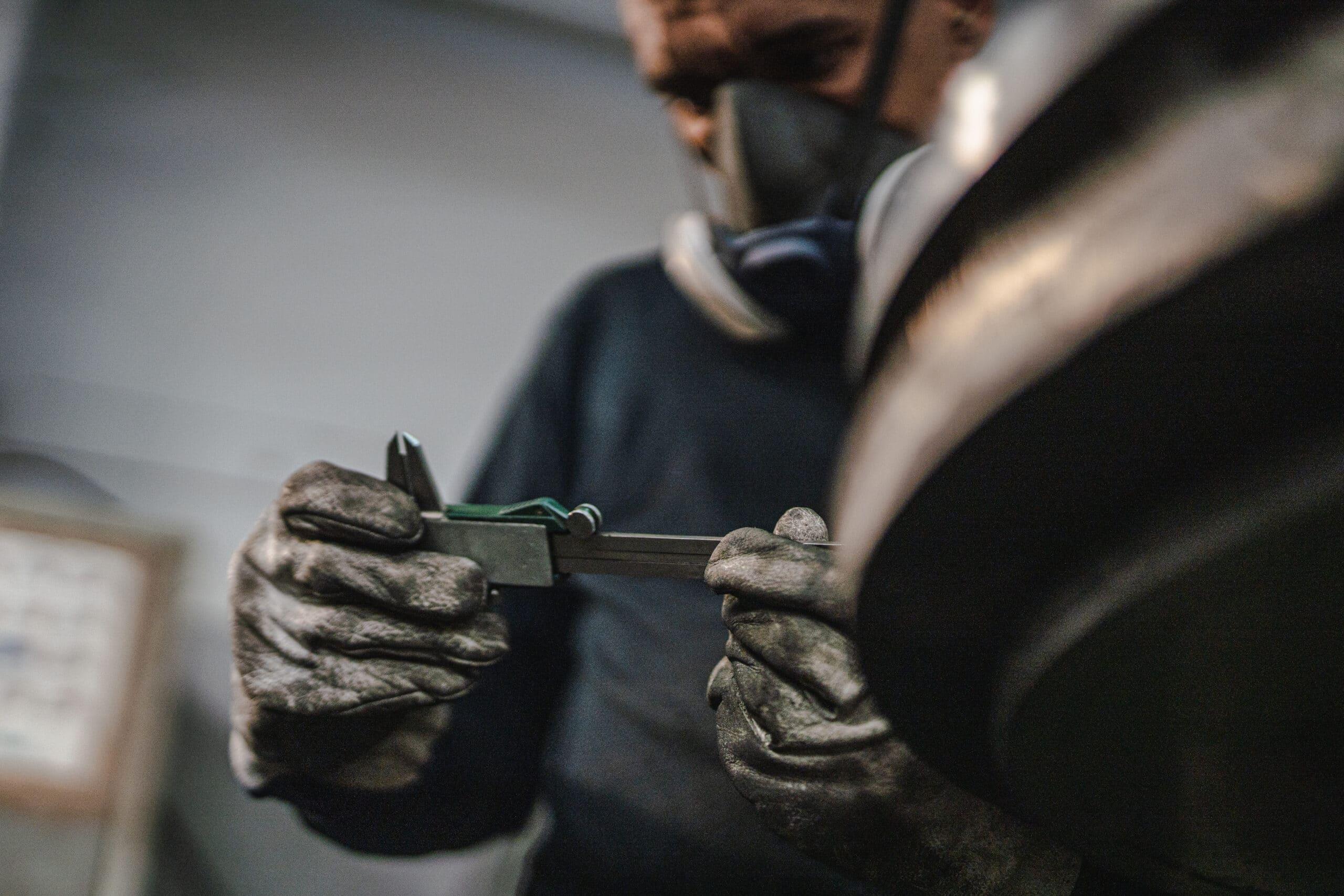 Steel casting certifications