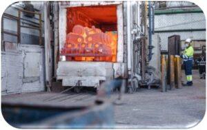 gamarra integral casting solutions heat-treatment